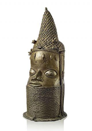 Révélée: Tête du Royaume du Bénin d´une collection d´art juive ...