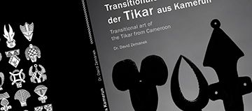 Transitional Art of the Tikar from Cameroon, David Zemanek, publication