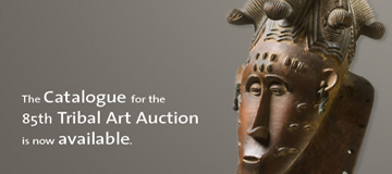 kpan mask, Baule, Côte d'Ivoire, Tribal Art Auction on March, 4th, 2017 at Zemanek-Münster, Wurzburg
